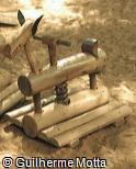 Cavalinho em madeira