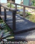 (OT.MA4) Ponte de madeira