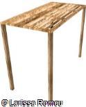 (OT.MA56) Pergolado moderno em madeira