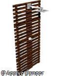(OT.MA70) Chuveirão em estrado de madeira tipo 1