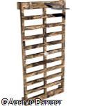 (OT.MA72) Chuveirão em estrado de madeira tipo 3